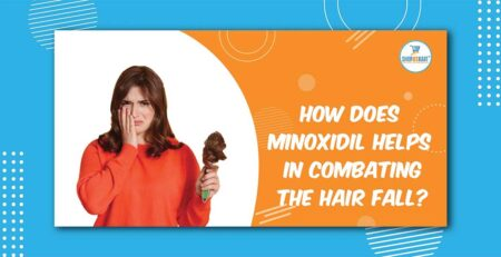 How does Minoxidil helps in combating the Hair fall?
