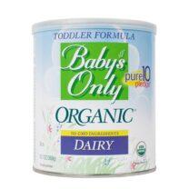 DAIRY BASED TODDLER FORMULA Organic 12.7oz 360g