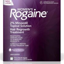 Womens-ROGAINE Minoxidil-Solution