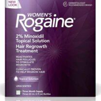 Womens-ROGAINE Minoxidil-Solution