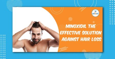 Minoxidil The Effective Solution Against Hair Loss