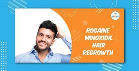 Rogaine Minoxidil Hair Regrowth