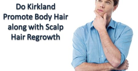 Do Kirkland promote body hair