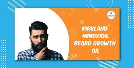 Kirkland Minoxidil Beard Growth Oil