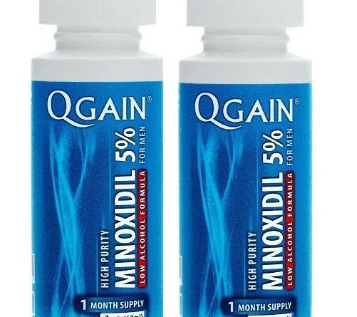 Qgain Hair Loss two month supply