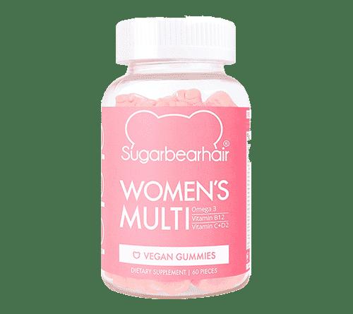 SugarBear women's Multi Vegan omega 3