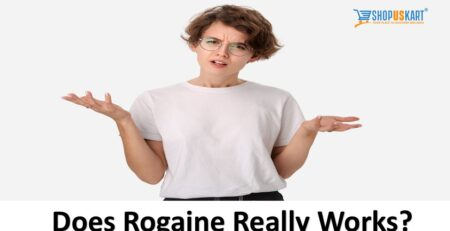 Does rogaine shopuskart